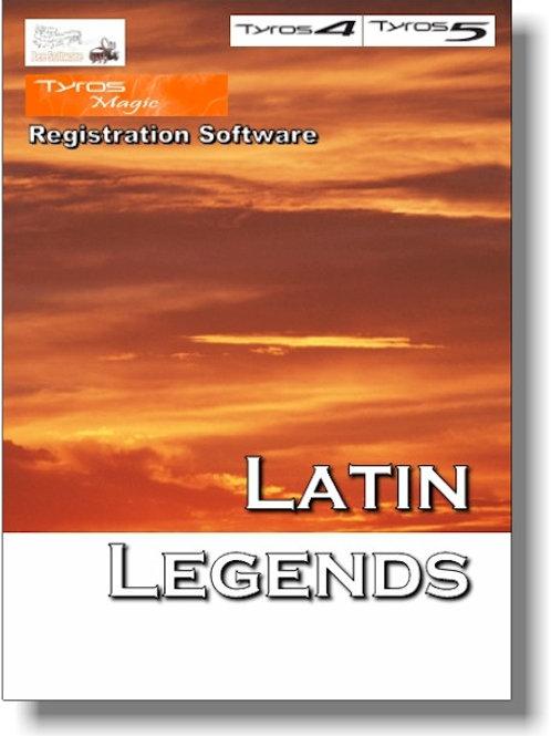 Latin Legends - Boxed Version (PSR-Magic)