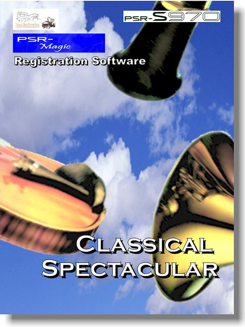 Classical Spectacular (PSR-Magic) - Download Only