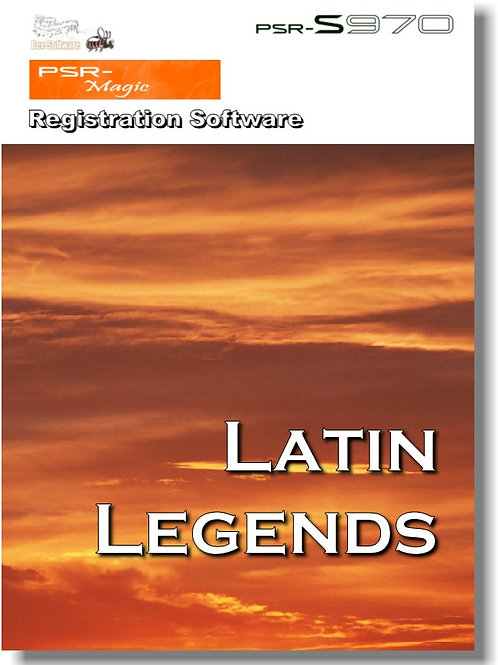 Latin Legends (PSR-Magic) - Download Only