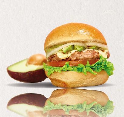 牛油果醬堡 The Avocado