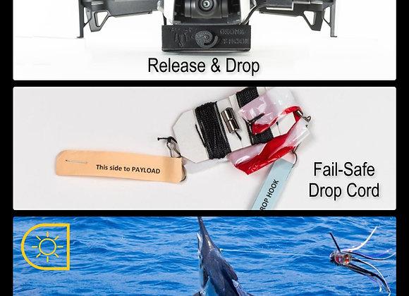 Daylight Drone Fishing System for DJI Mavic AIR