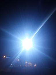 drone powerfull lights