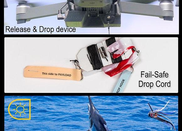 Daylight Drone Fishing System Gen-2 for DJI Mavic 1 Pro/Platinum
