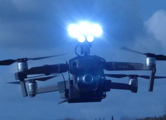 High Intensity LED Searchlight for DJI Mavic 2