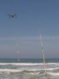 drone fishing australia