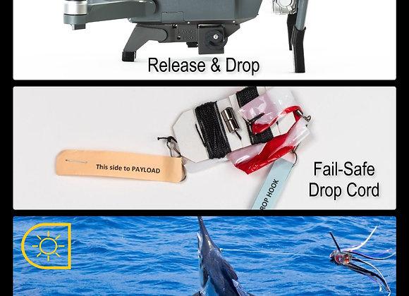 Daylight Drone Fishing System for DJI Mavic PRO
