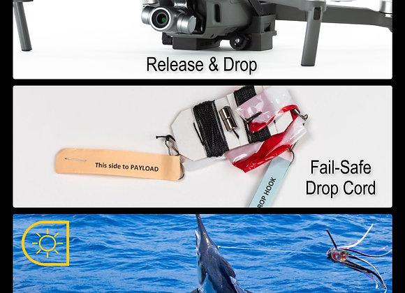 Daylight Drone Fishing System for DJI Mavic 2