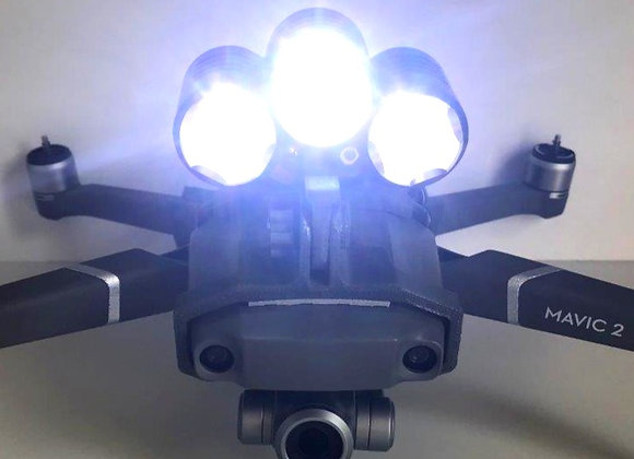LED SearchLight2 with Built-In Laser Pointer for DJI Mavic 2