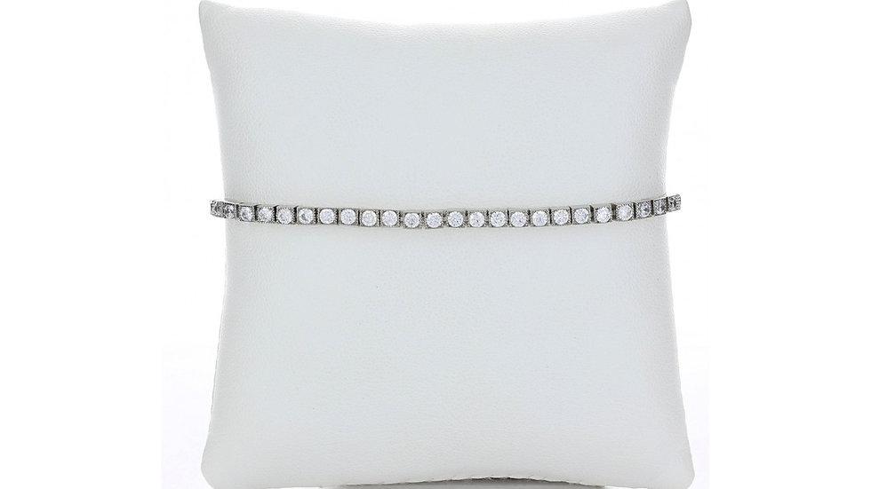 Single Chain Link Ankle Bracelet