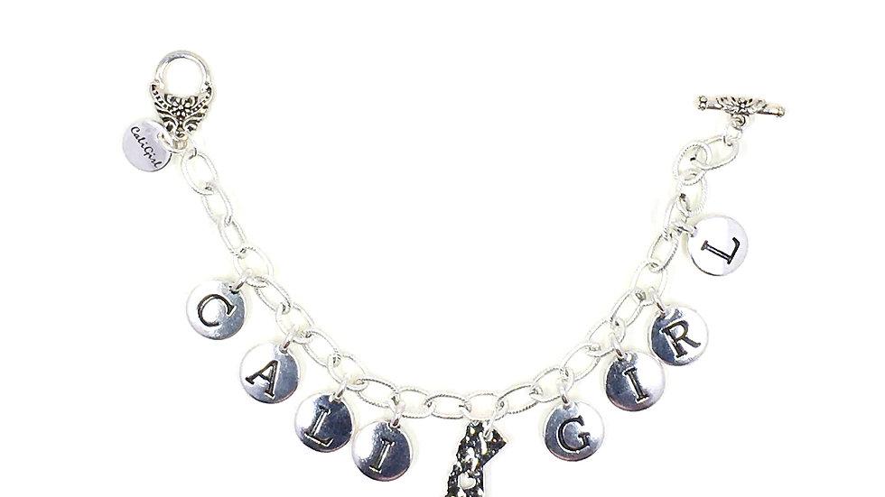 CaliGirl Charm Bracelet