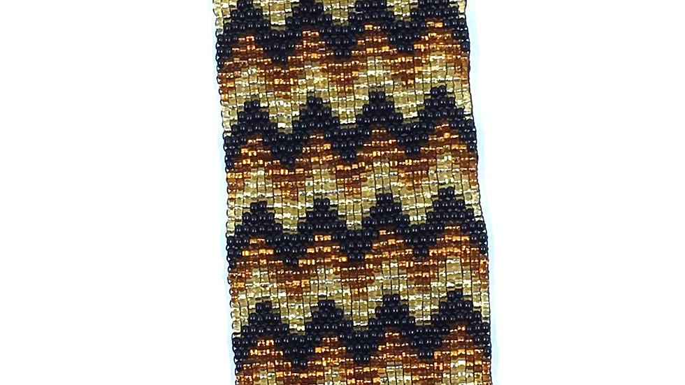 Loom Bracelet Zig-Zag