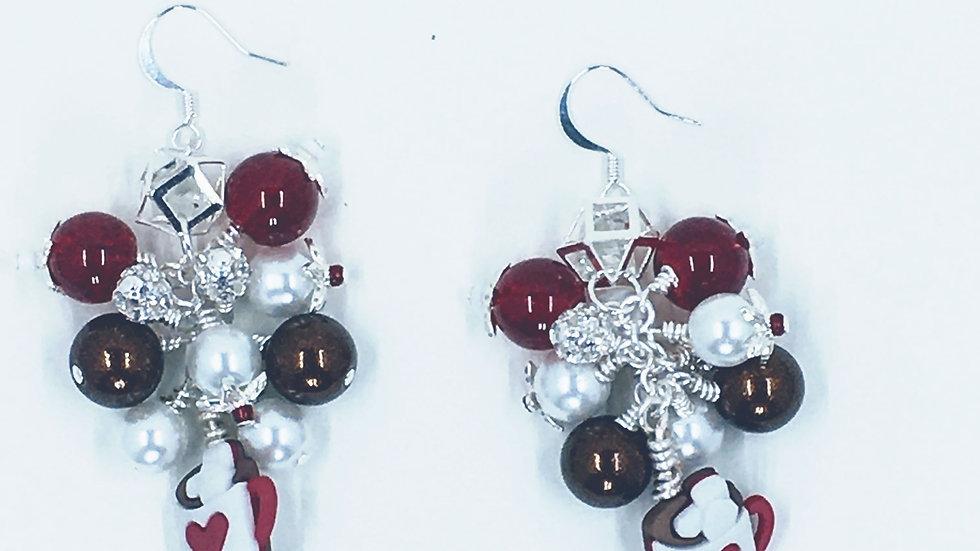 Hot Cocoa Earrings