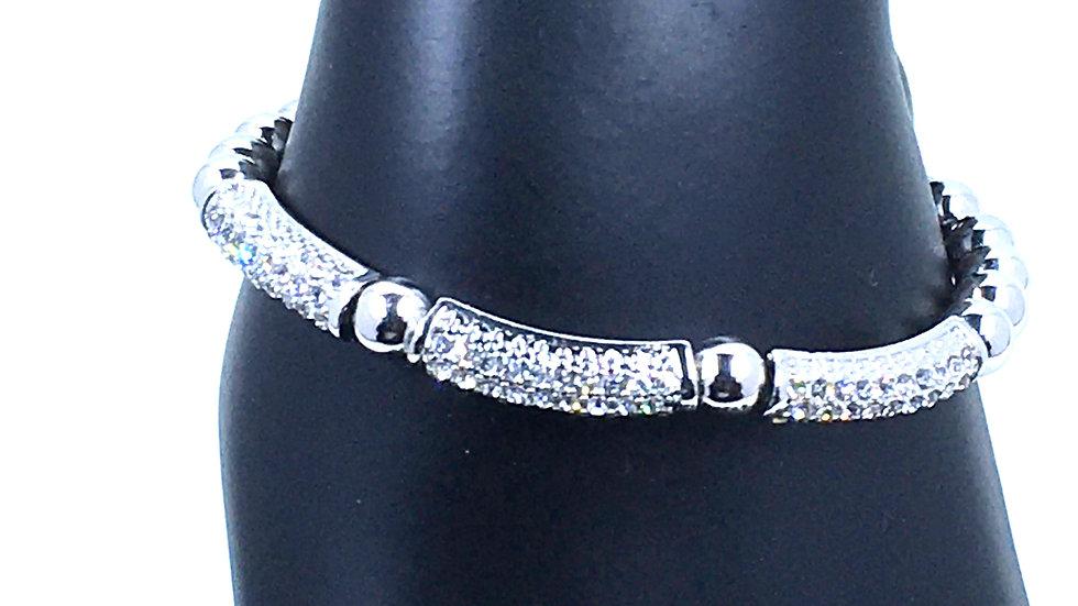 The Beaded Bling Bracelet