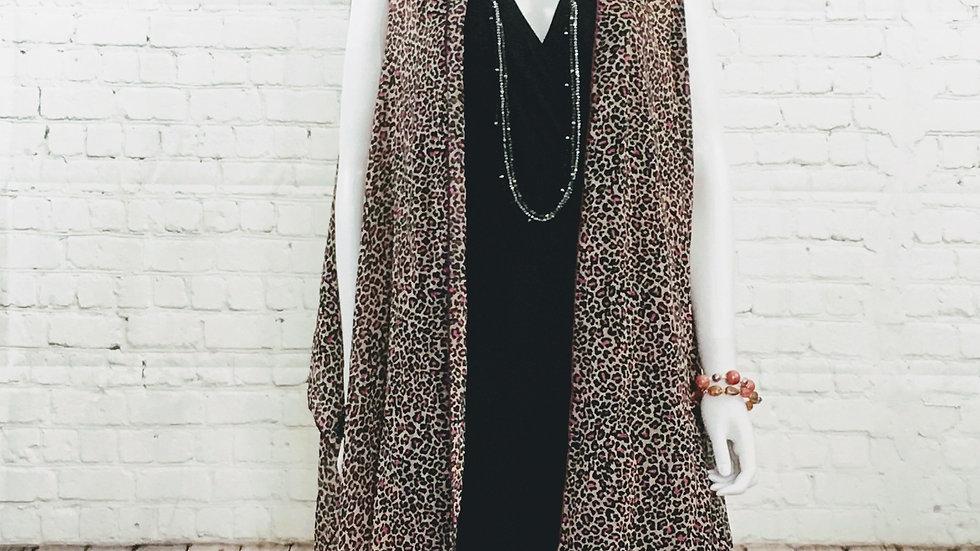 Pink Cheetah CaliVest