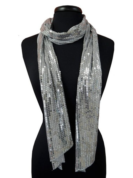 The Alabama Girl Sequin Scarf