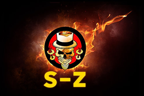 Concentrates  S-Z