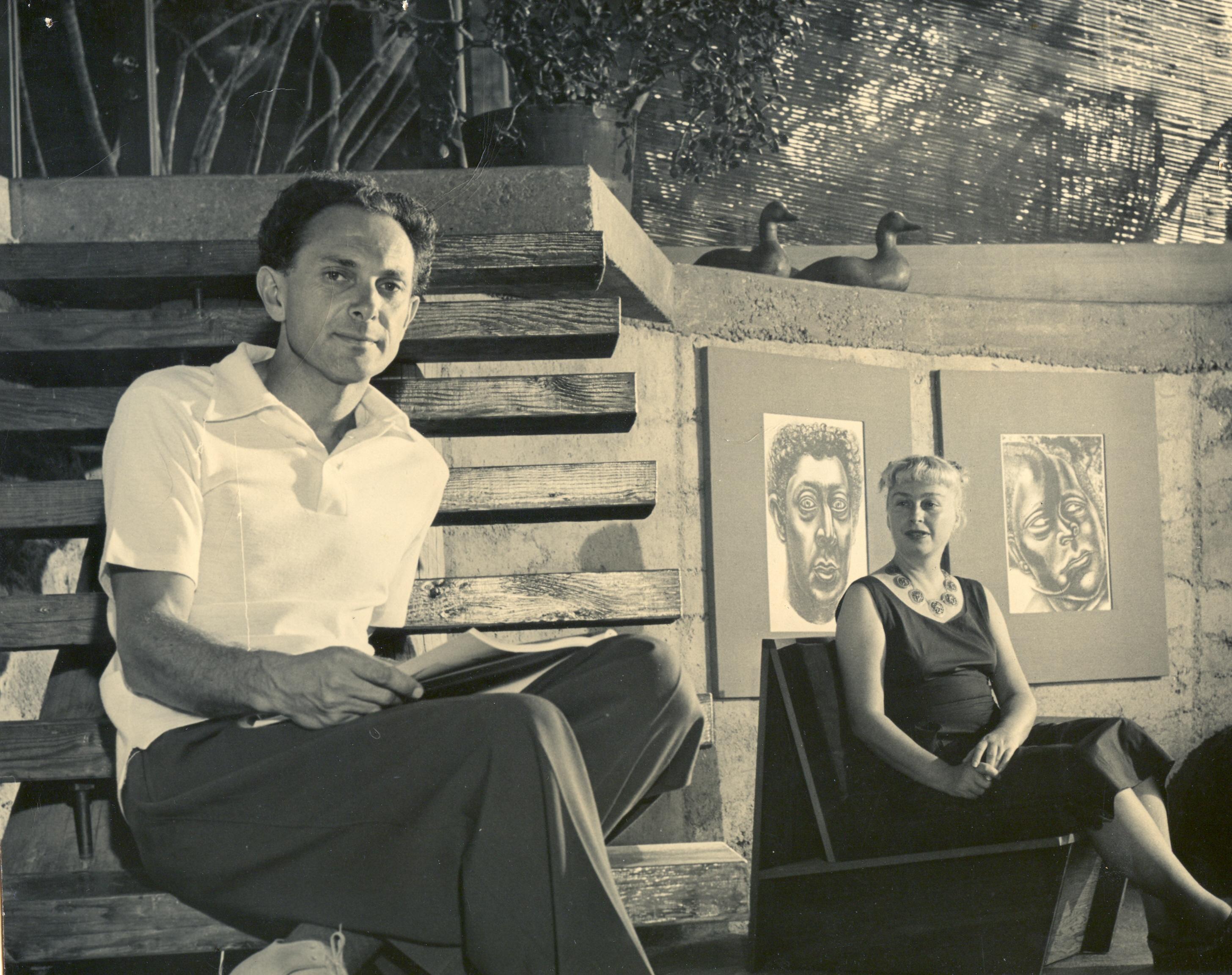 Lloyd & Ilse Ruocco