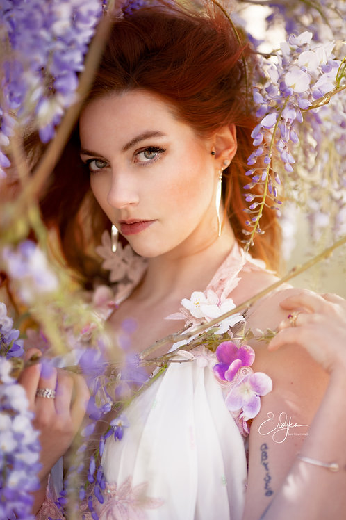 """Samedi 1 mai - Séance photo à thème """"Elfes, fées et arbres en fleurs"""" - 45 min"""