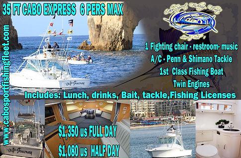 1st class deep sea fishing