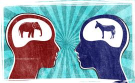 'Political Minds' Photo Manipulation