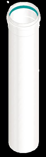 TAP810 Труба Ø80 1м