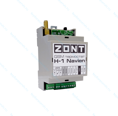 ZONT H-1 Navien GSM термостат для газовых котлов Navien