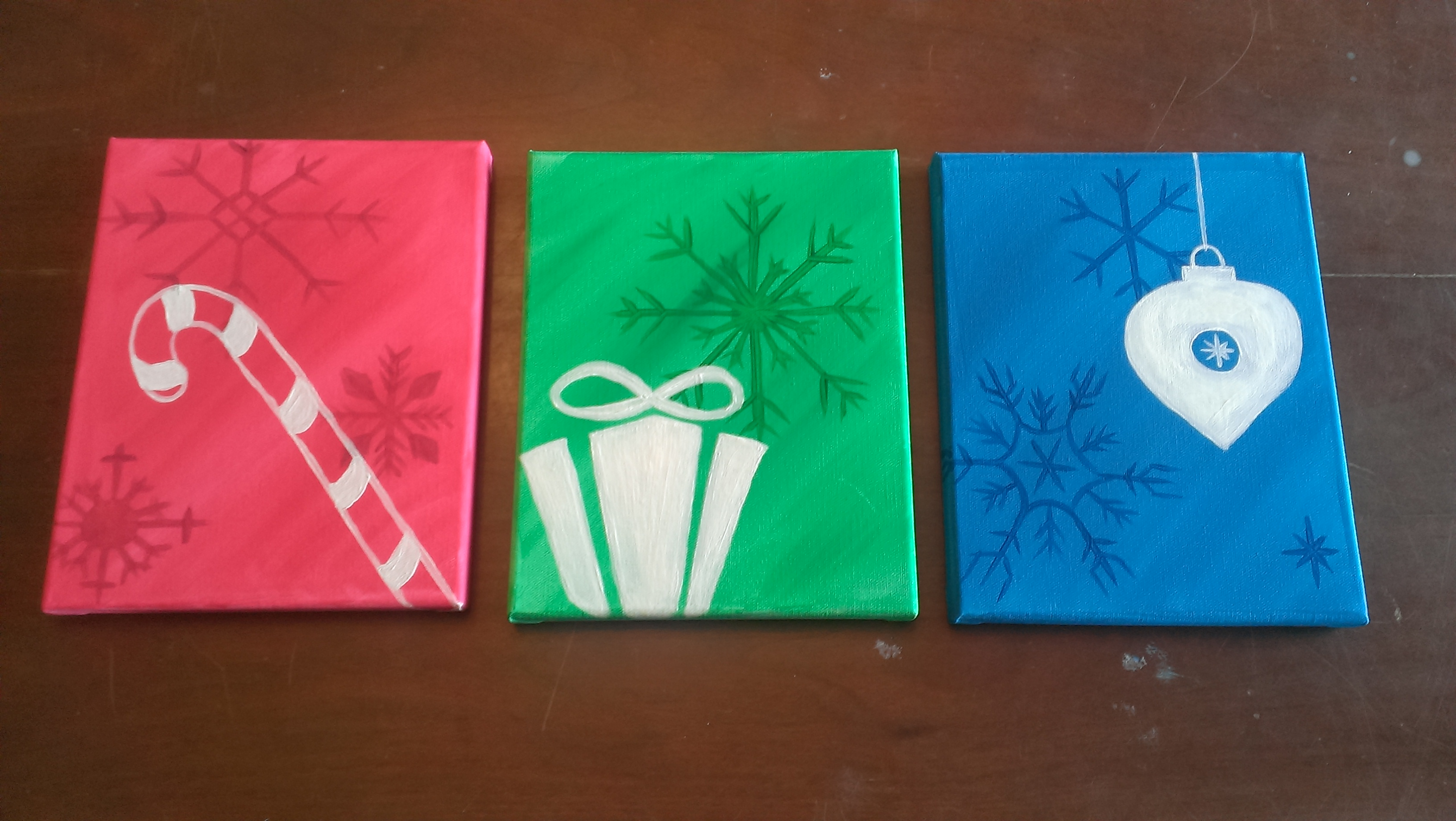 Holiday Cheer ($35 for all 3)