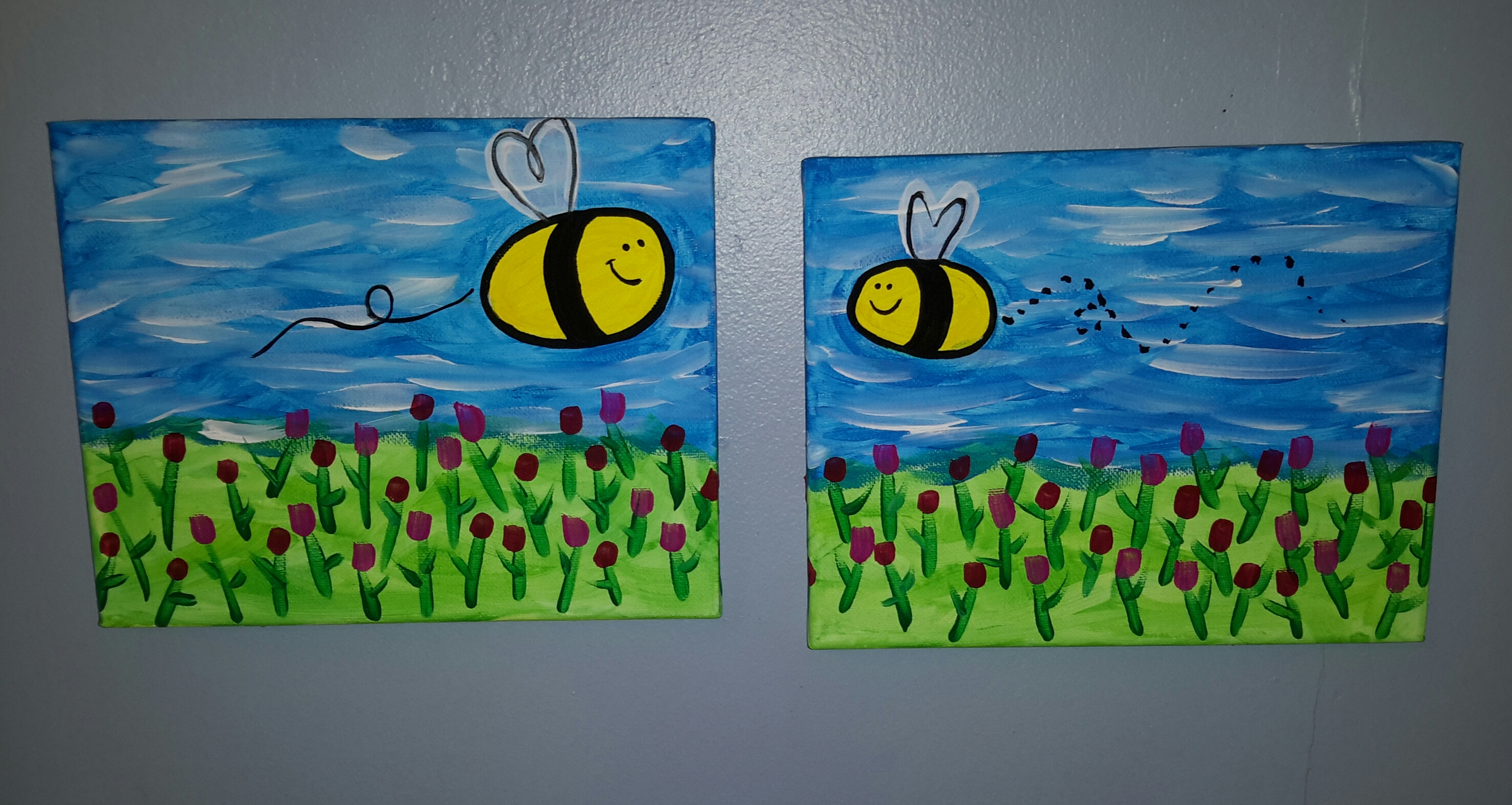 Spring Bees ($25 for two)