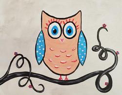 Bright Eye Owl