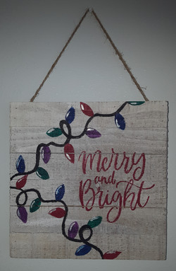 Merry and Bright $30