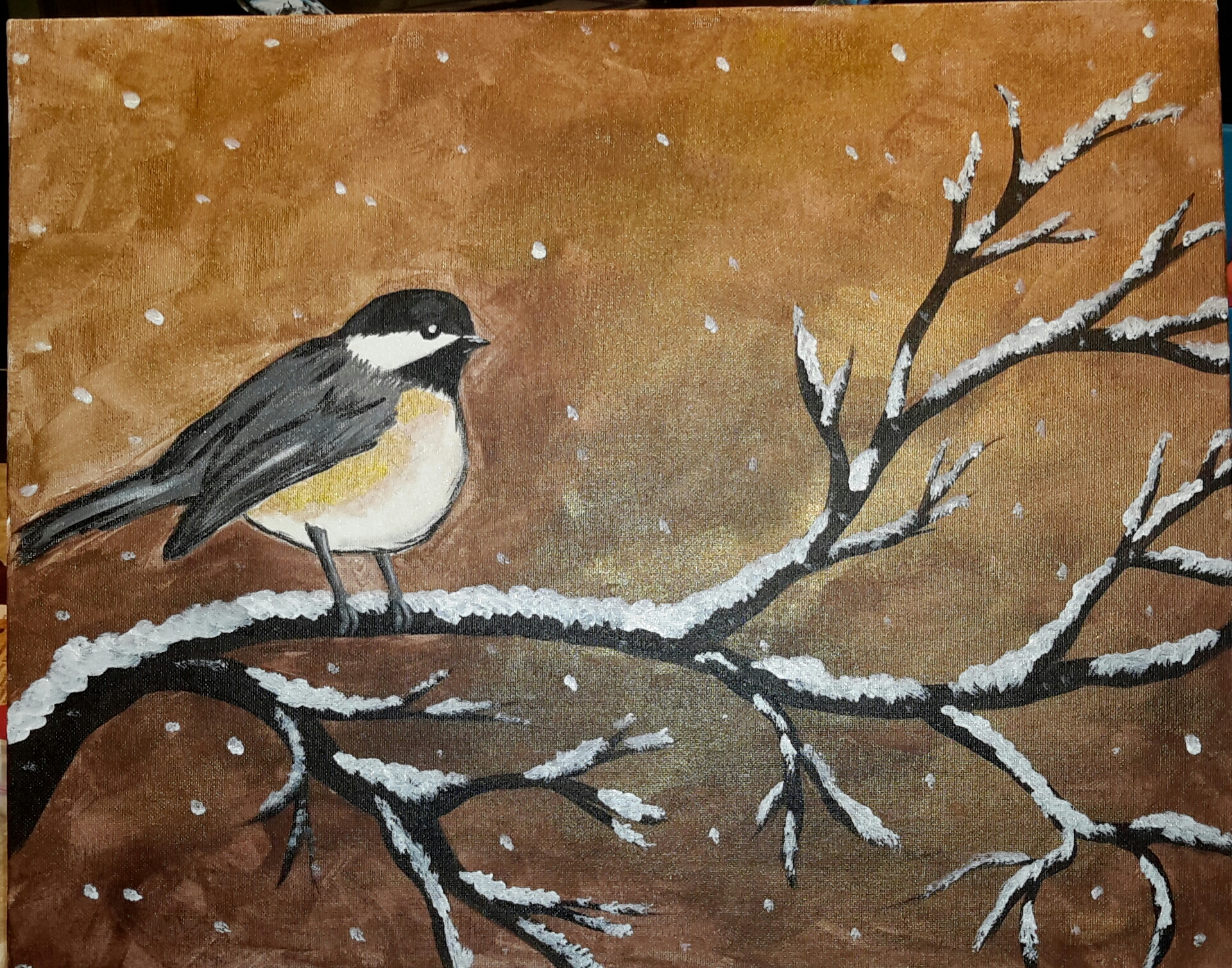 Chilly Chickadee