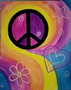 Maggie's Peace