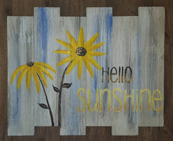 Hello Sunshine $35