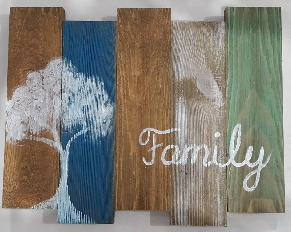 Family Pallet $30