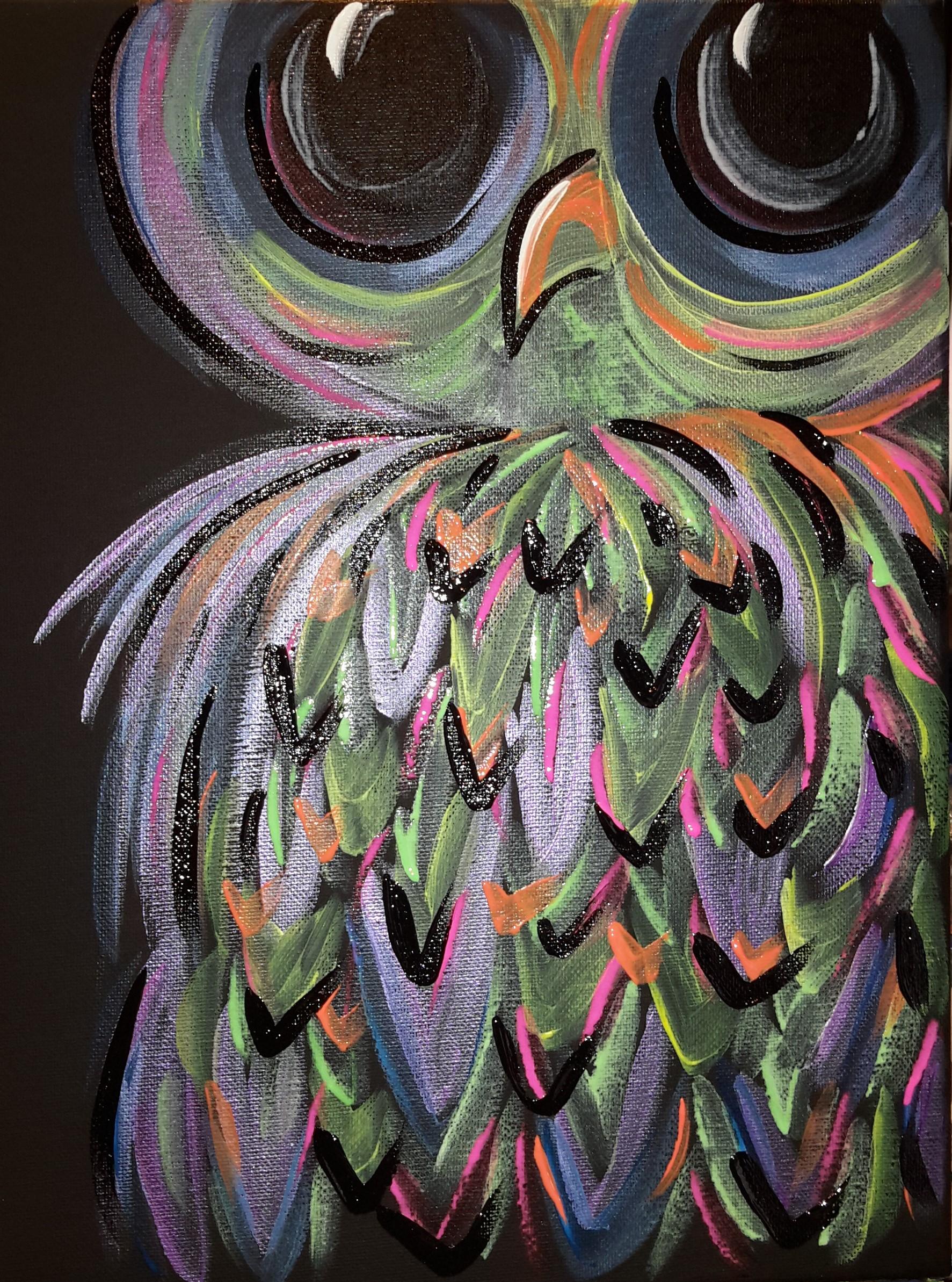 Glow Owl