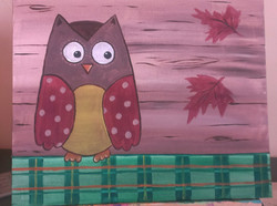 Cozy Owl