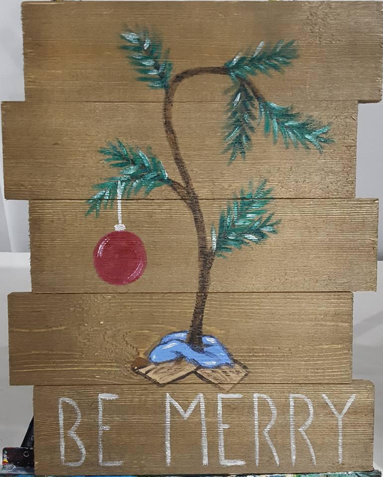 Be Merry Tree $30