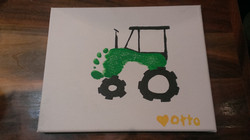Toddler Foot Tractor
