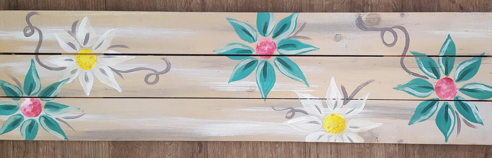 Flower Pallet $25