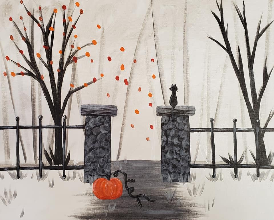 Spooky Fall