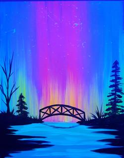Neon Bridge (Black Light Class)