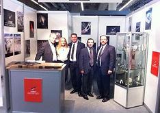 I.A.M.F delegation at Airtec