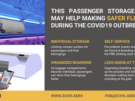 COVID19: ECHO is working on making Travel Safer.