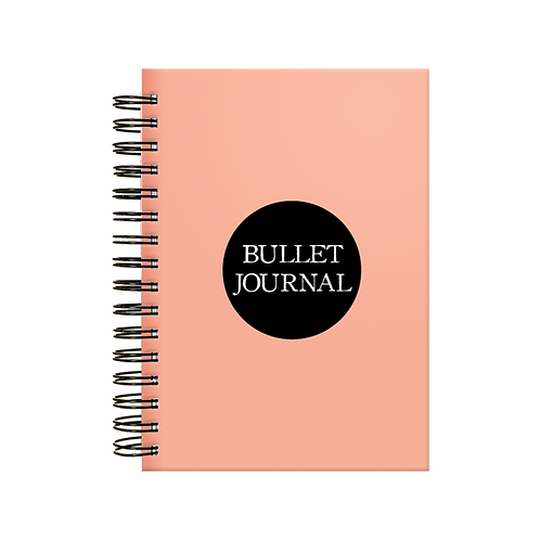 Bullet Journal personalizowany