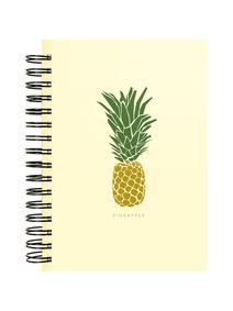 Notes-A4-B5-A5-B6-pineapple-twarda-oklad