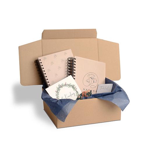 Personalizowany Box Prezentowy Biznesowy