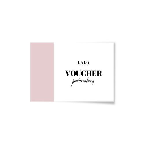 Voucher podarunkowy Lady Planer