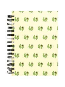 Notes-A4-B5-A5-B6-avocados-twarda-okladk