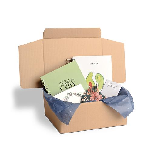 Personalizowany Box Prezentowy Fit