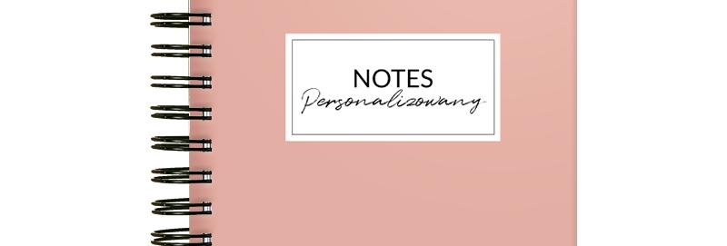 Notes Personalizowany